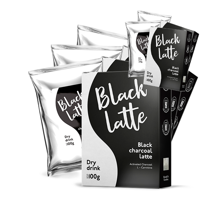 Black Latte 3+1