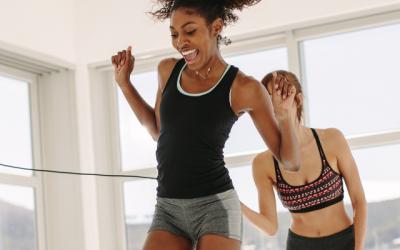 Met deze workout van 10 minuten train je je hele lichaam